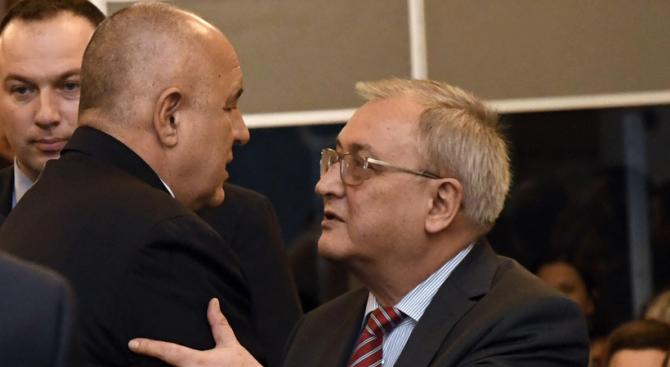 Евентуално явяване на СДС и ГЕРБ заедно на евроизборите няма