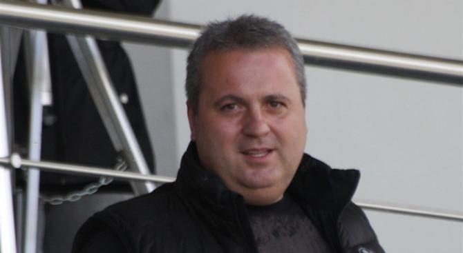 Коко Динев отново стана баща за четвърти път. Бившият футболен