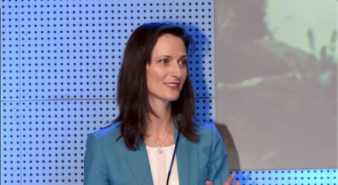Еврокомисарят по въпросите на цифровата икономика и цифровото общество Мария