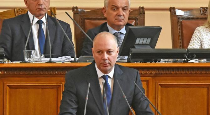 """Росен Желязков: Пакетът """"Мобилност"""" трябва да остане за следващия парламент"""