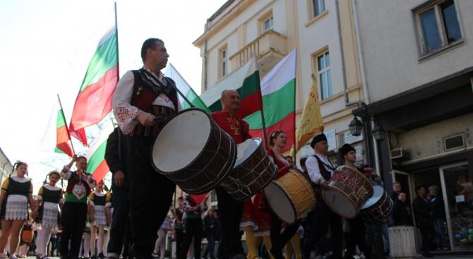 С шествие по улиците на Хасково бе открит фестивалът за