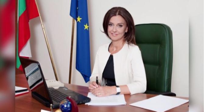 Ваня Колева подава оставка като заместник-министър на младежта и спорта.