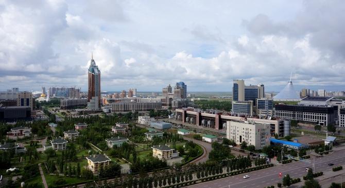 Президентът на Казахстан Касим-Жомарт Токаев подписа днес указа за пренаименуване