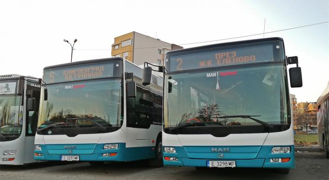 Транспортните оператори на градските линии в Благоевград се обединиха в
