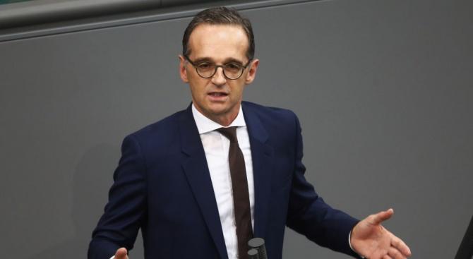 Германският външен министър Хайко Маас разкритикува решението на Италия да