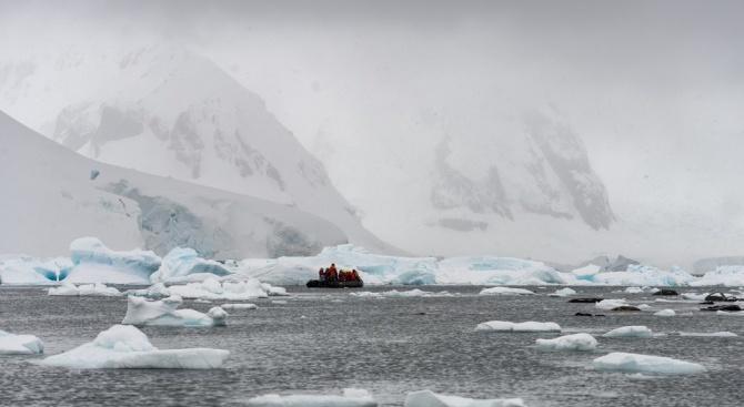 Успешно приключи 27-та Национална антарктическа експедиция, съобщиха от екипа на