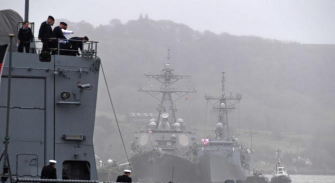 САЩ са постигнали стратегическа сделка за използване на пристанища с