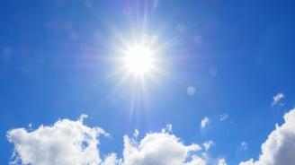 Слънчево време и днес
