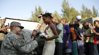 ООН ще достави храна на  1,25 милиона души, засегнати  от циклона в Източна Африка