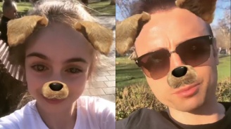 Дъщерята на Бербатов похити профила му в Инстаграм