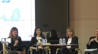 Мария Габриел: България има своята роля в оформянето на Европа
