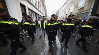 Арестуваха турчин за стрелбата в Утрехт