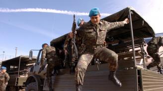 Турски и ирански военни удариха ПКК