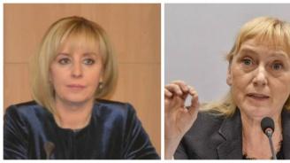 Защо пък ГЕРБ да не поканят Мая Манолова да им води листата?!