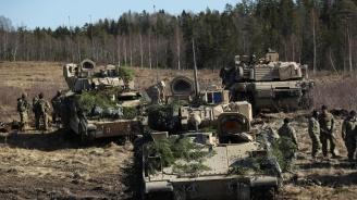 Започнаха военни учения на НАТО в Грузия