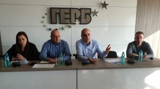 Цветан Цветанов присъства на заседание на областния предизборен щаб на ГЕРБ-София