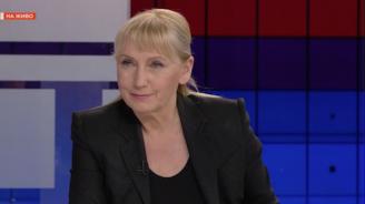 Елена Йончева: Ще бием ГЕРБ, на хората им писна от корупция и грабеж