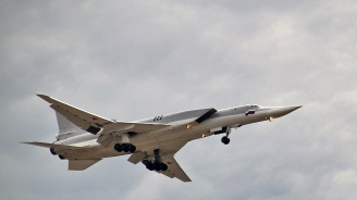 Русия разположив Крим стратегическибомбардировачи Ту-22М3