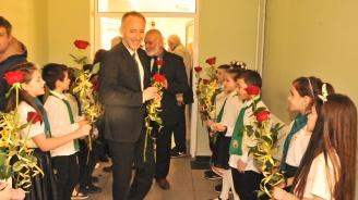 Красимир Вълчев е на двудневно посещение в област Силистра