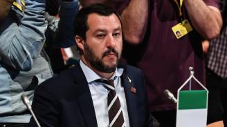 Салвини: Италианските пристанища са затворени за кораби с мигранти