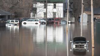Равнището на водите продължава да се покачва в Средния запад на САЩ