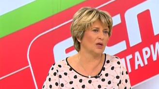Весела Лечева: Очаквах Станишев сам да се оттегли