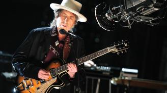 Продадоха на търг китара на Боб Дилън за 187 000 щатски долара