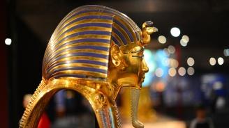 Откриват изложба със съкровища на Тутанкамон в Париж