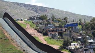Стената на Тръмп може да осуети американскивоенен проект в Ново село