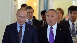 Кремъл засекрети разговор между Путин и Назабраев