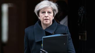 Тереза Мей ще поиска отлагане на Брекзит