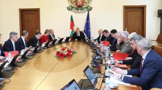Обсъдиха при Борисов терора в Нова Зеландия и Холандия