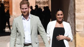 Започнаха залозите за името на бебето на Меган Маркъл и принц Хари