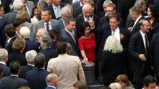 Германия и Франция създадоха съвместна парламентарна асамблея