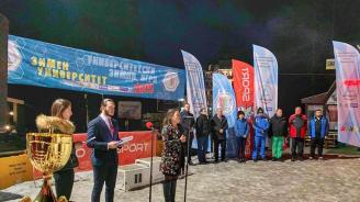 Народният представител Галя Желязкова награди студенти от XI Зимен университет