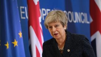 Мей не смята, че Великобритания трябва да участва в евроизборите