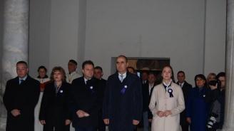 Цветанов: 22 март е емблематична дата не само за Велико Търново, но и за всички българи
