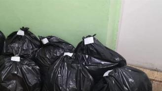 Иззеха близо 100 килограма контрабанден тютюн в Сливенско