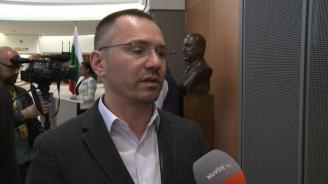 """Пакет """"Мобилност"""" и българите зад граница са основните приоритети на Ангел Джамбазки"""