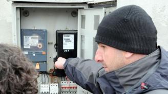 Само 1 от 4 електромера се отчита дистанционно