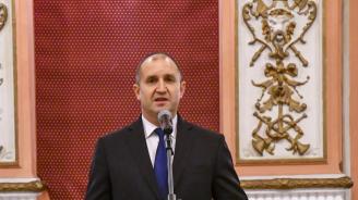 Държавният глава изпрати съболезнователно писмо до президента на Ирак