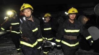Продължава да расте броят на загиналите при експлозията в китайския химически завод
