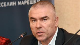 Веселин Марешки: Стреснахме управляващите
