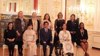 Захариева представи опита на България в равнопоставеността на половете на Петата световна среща на жените
