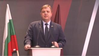 Каракачанов: Няма да участваме в сепаративни действия срещу партньорите си