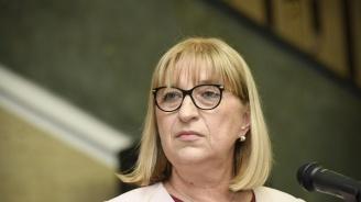 Цачева: Борисов не ми е оказвал натиск, не желая името ми да му тежи
