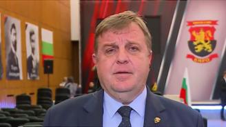 Каракачанов: Скандалът с апартаментите ще повлияе на резултатите на ГЕРБ
