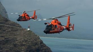 Хеликоптери евакуират пътниците на круизния кораб,аварирал край Норвегия