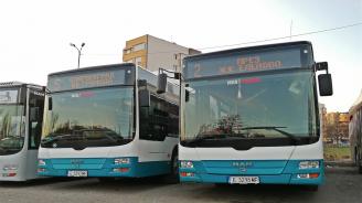 Транспортът в Благоевград ще бъде само с електронни табели