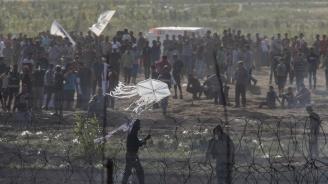 Израел нанесе ответни удари в Газа